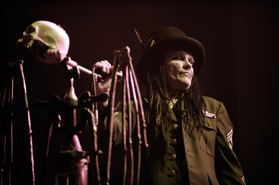 Ministry live, Wacken Open Air 2012