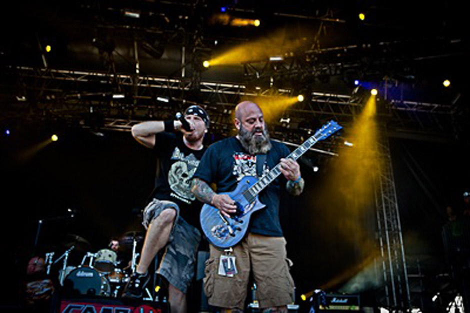 Jasta vs WIndstein live, Summer Breeze 2012
