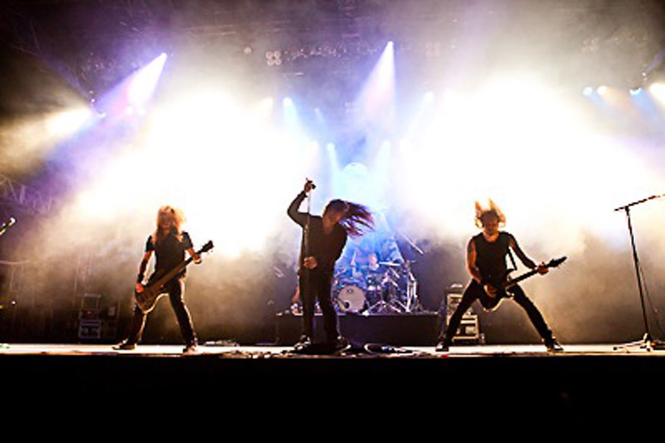 Katatonia live, Summer Breeze 1012