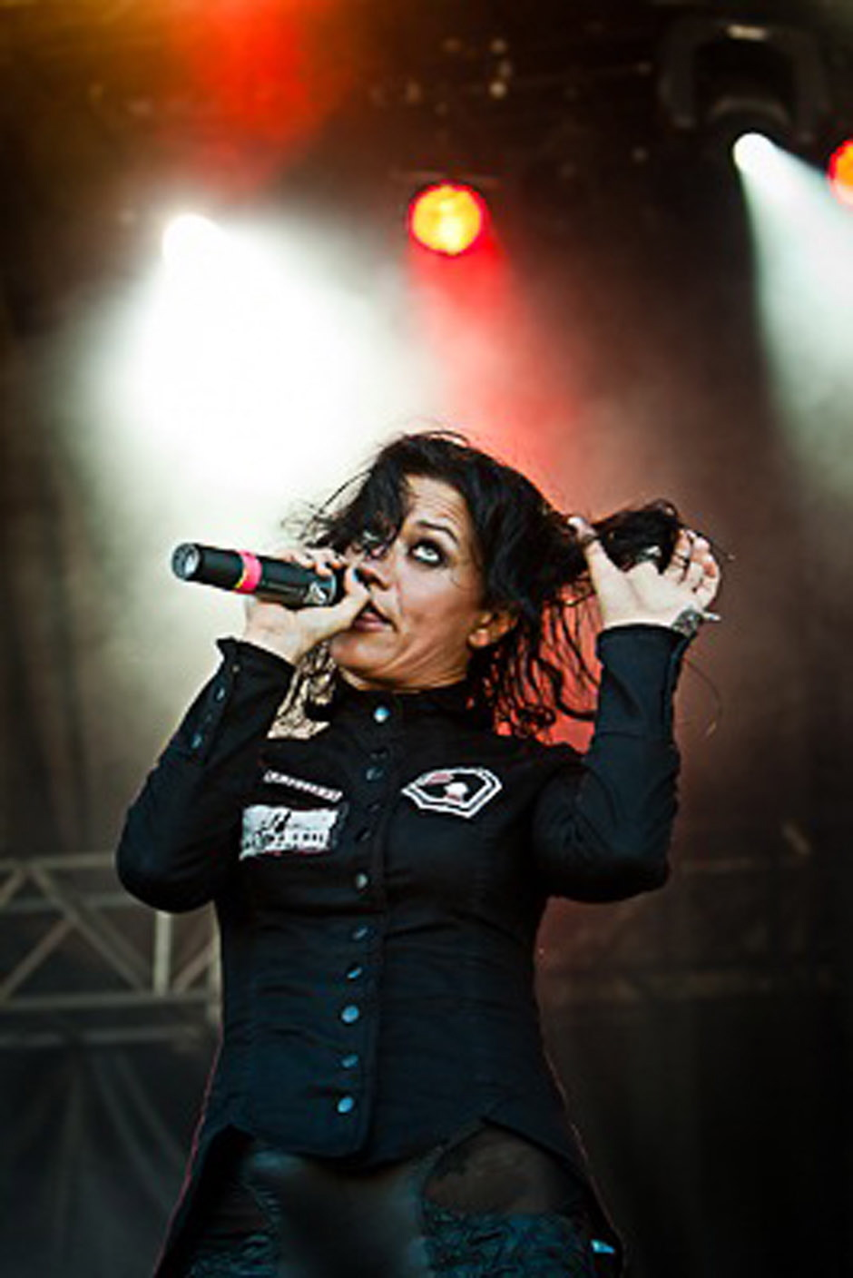 Lacuna Coil live, Summer Breeze 1012