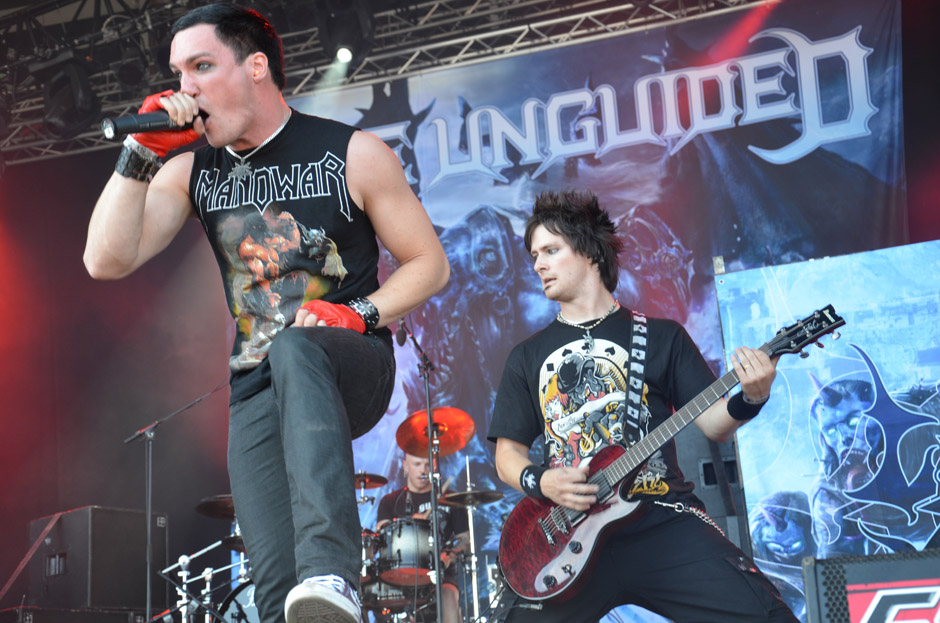 The Unguided live, Summer Breeze 1012