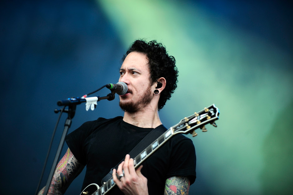 Trivium, With Full Force, 01.07.2012