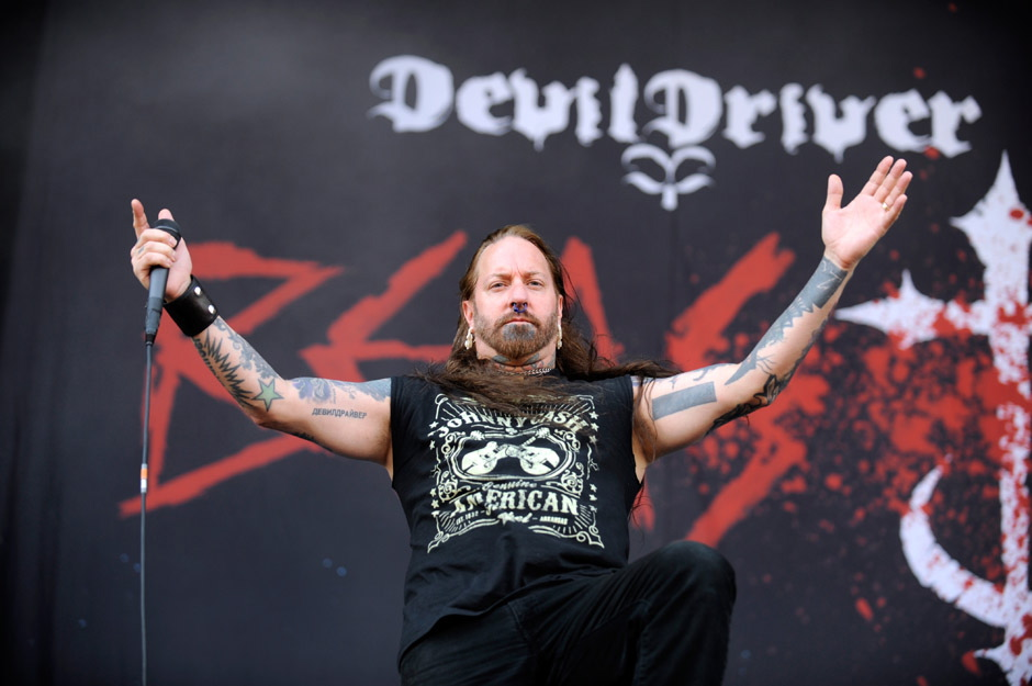 Devildriver, With Full Force, 29.06.2012
