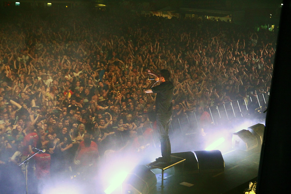 Heaven Shall Burn, With Full Force, 30.06.2012