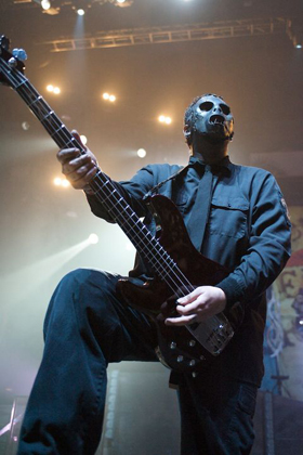 Slipknot, Paul Gray (8. April 1972 - 24. Mai 2010)