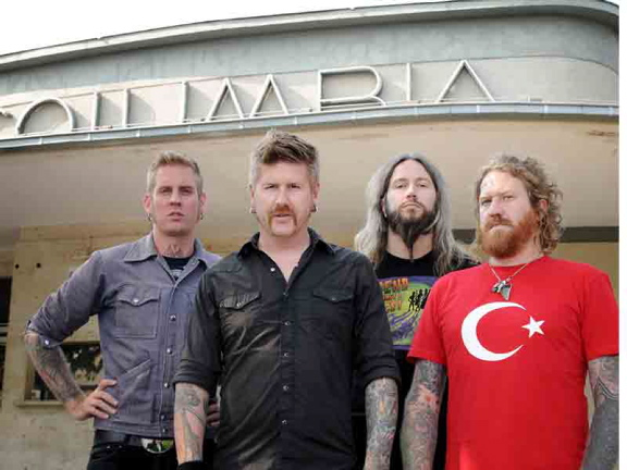 Mastodon, METAL HAMMER Ausgabe September 2011