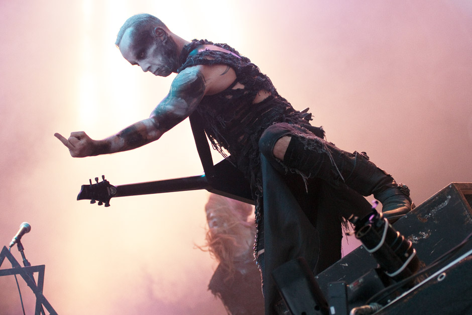 Behemoth live, Summer Breeze 2012