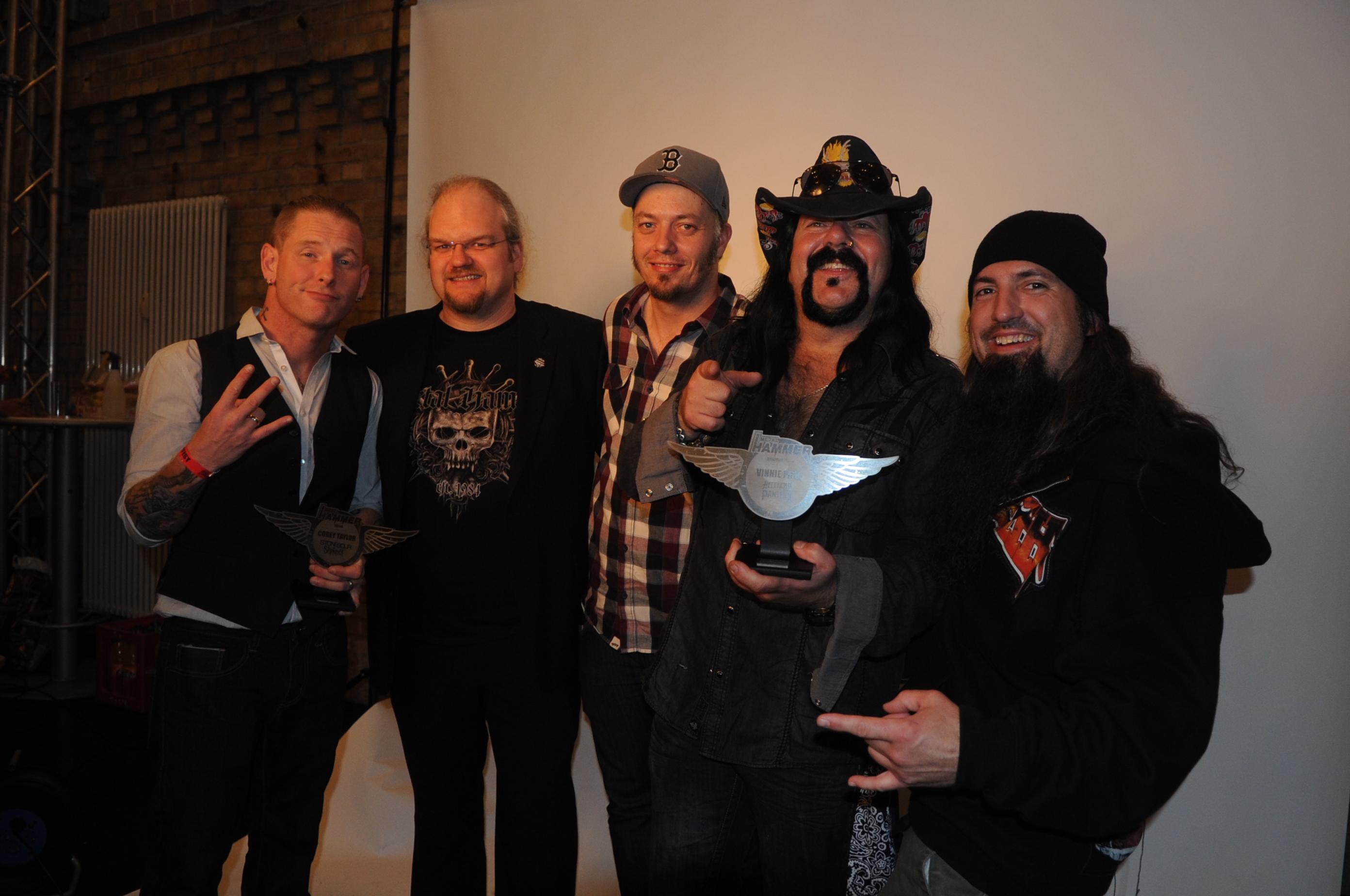METAL HAMMER Award Show 2012