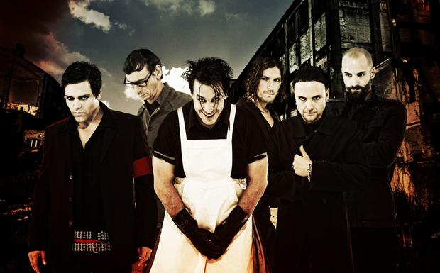 Rammstein Promo Bild 2009