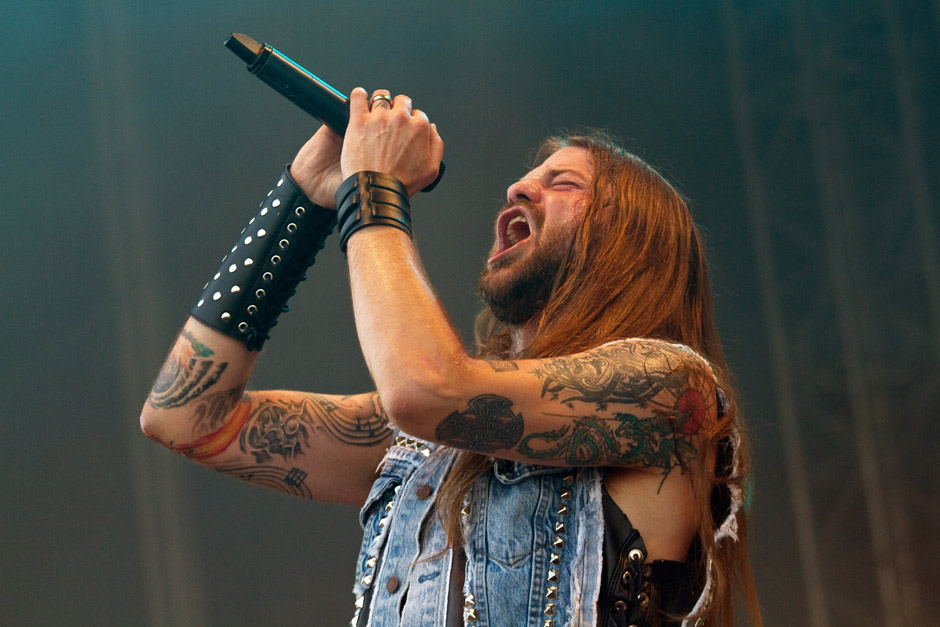 Iced Earth live, Summer Breeze 2012