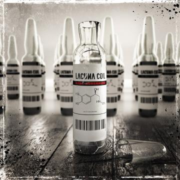 Lacuna Coil, Dark Adrenaline, Cover