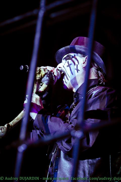 Hellfest 2012  - King Diamond