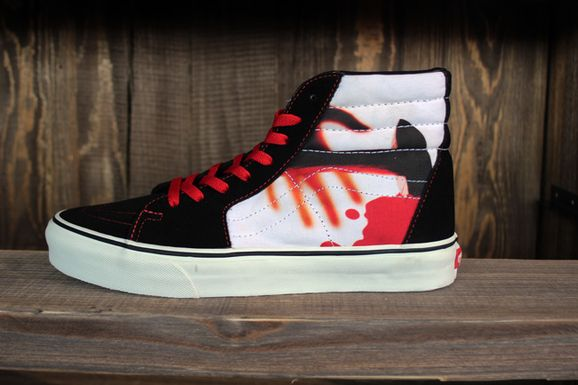 Vans-Schuh KILL 'EM ALL (Metallica)