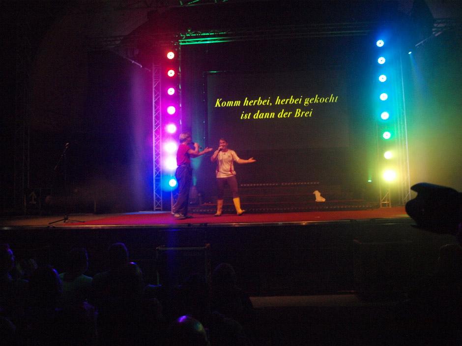 Elsterglanz live, 26.09.2012, Leipzig