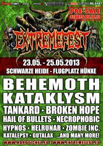 Extremefest 2013