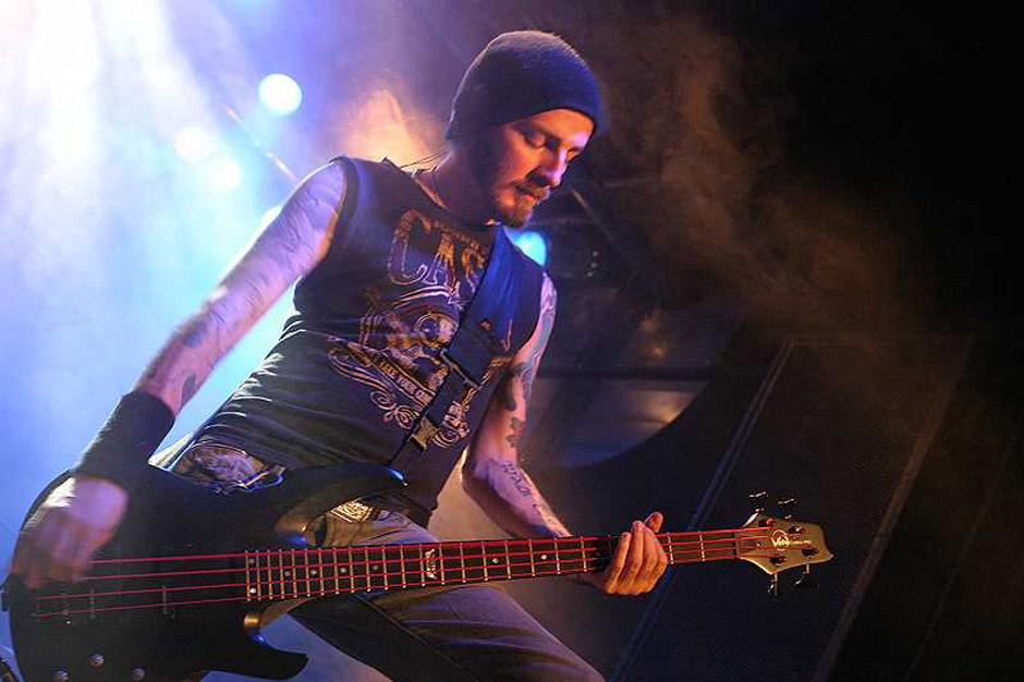 Eluveitie live, 22.09.2012., München Backstage