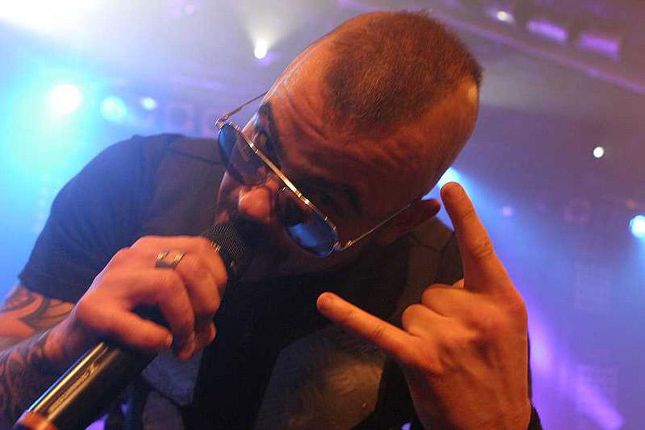 Sabaton live, 22.09.2012., München Backstage