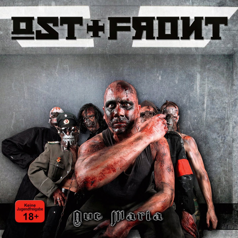 Ostfront AVE MARIA Review in METAL HAMMER 09/2012