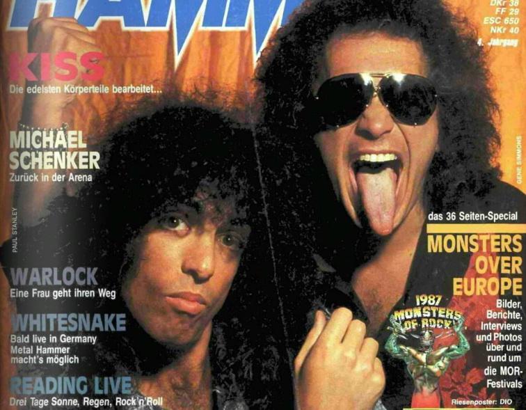 METAL HAMMER 10/1987