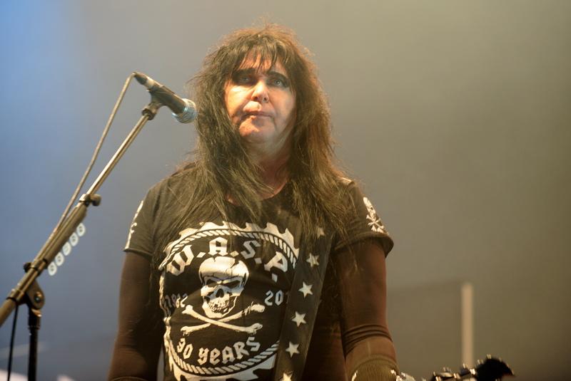 WASP auf dem Metalfest 2012