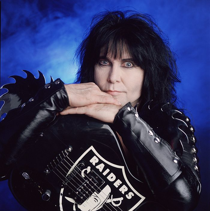 W.A.S.P Blackie Lawless Promo Picture