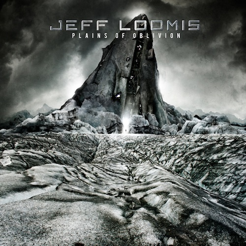 Jeff Loomis Plains Of Oblivion Cover