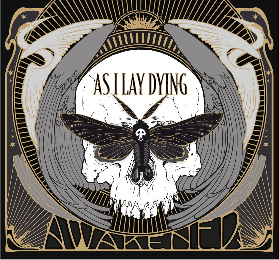 Review in METAL HAMMER 10/2012