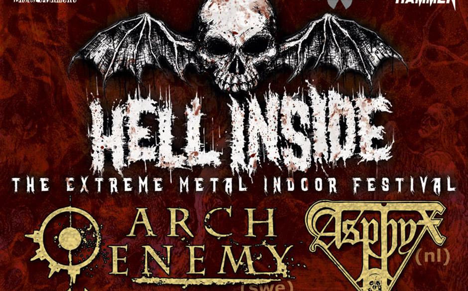 Hell Inside 2012