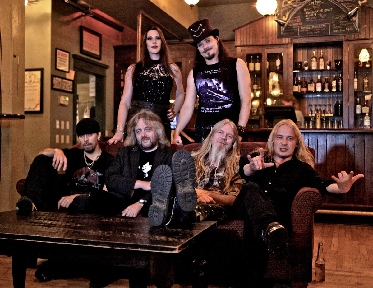 Nightwish mit Floor Jansen