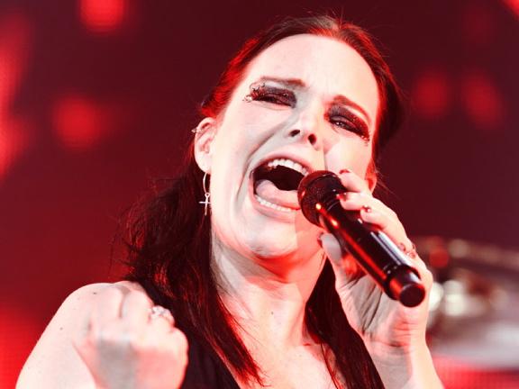 Nightwish live am 3.5.2012 in Hamburg