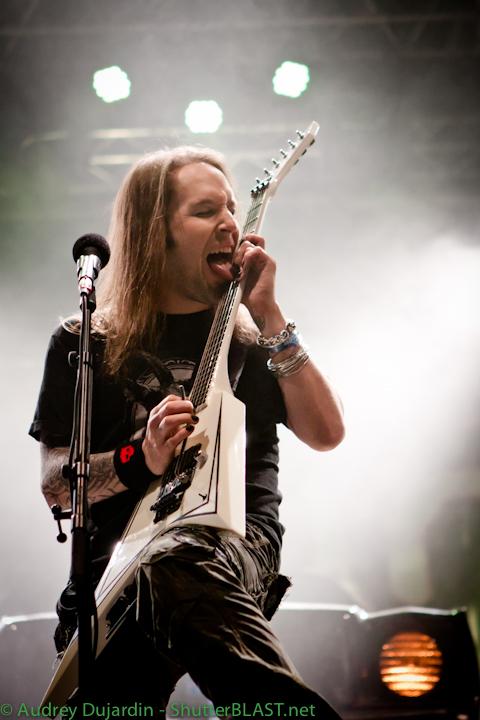Hellfest 2012  - Children Of Bodom