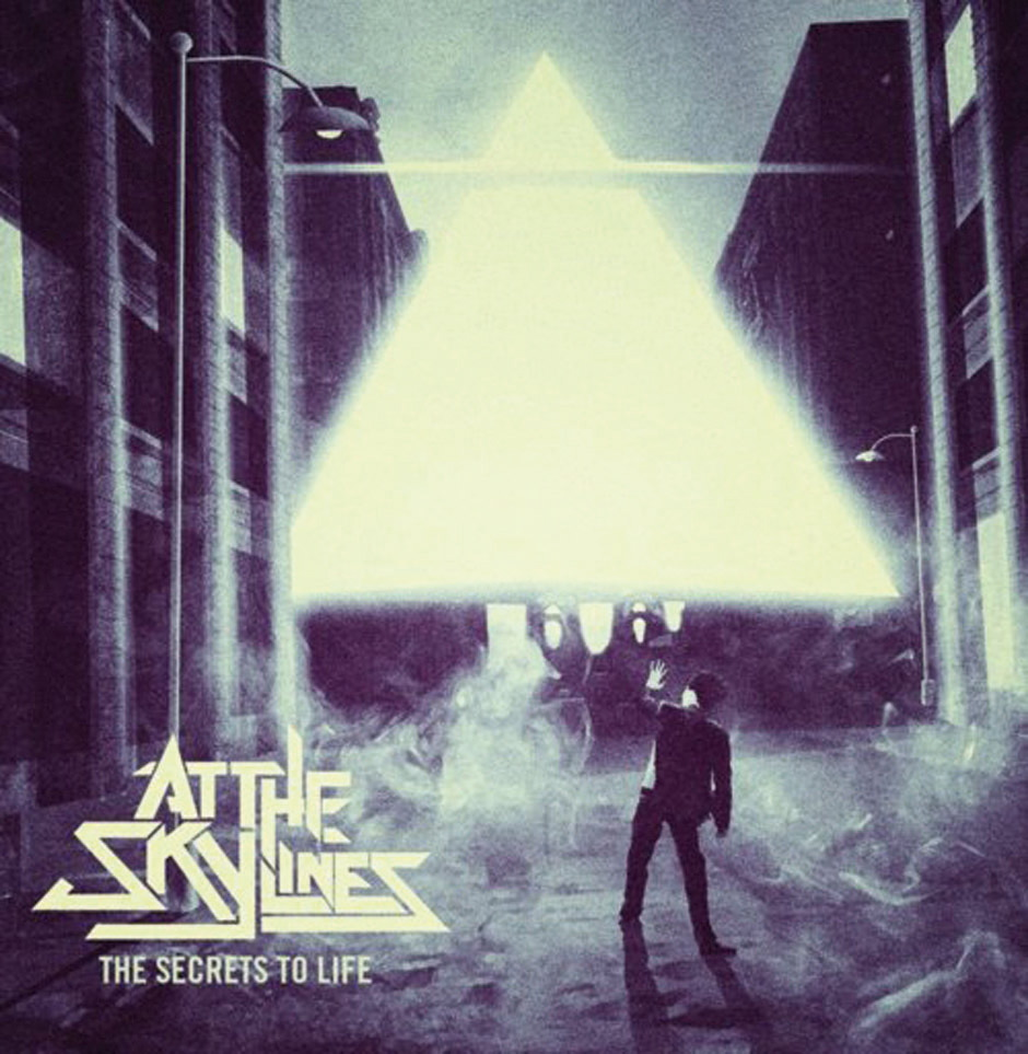 At The Skylines THE SECRETS TO LIFE Review in METAL HAMMER 09/2012