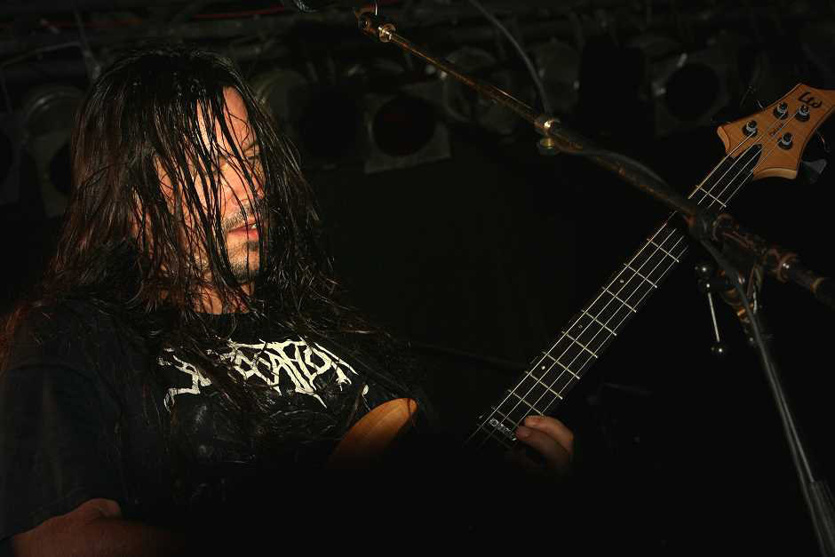 Dying Fetus live, 08.10.2012, München, Backstage