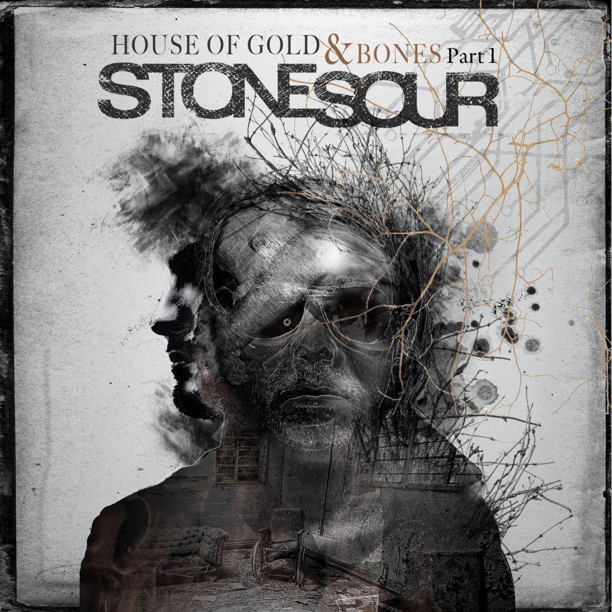 Stone Sour HOUSE OF GOLD & BONES PART 1 - Album des Monats in METAL HAMMER 11/2012
