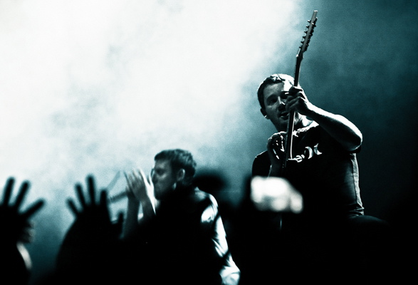 Parkway Drive - live 2012