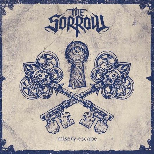 MISERY ESCAPE von The Sorrow erscheint am 26.10.2012