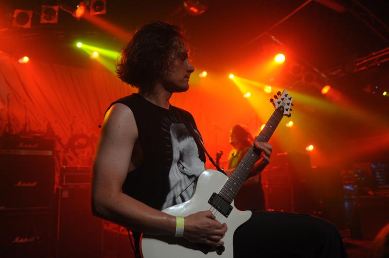 Heaven Shall Burn, Hamburg Metal Dayz 2012