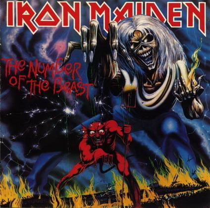 Neue Iron Maiden Vans zum 30 Jährigen von NUMBER OF THE BEAST