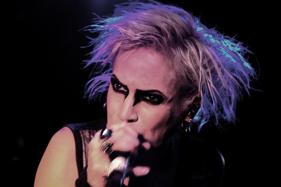 Djerv live, 19.09.2012, Berlin, White Trash