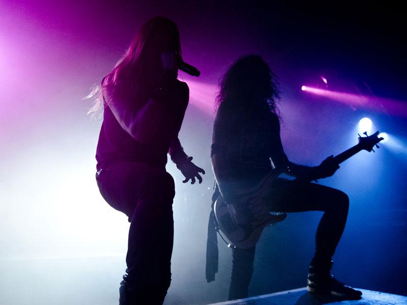 Dragonforce live, 24.10.2012, Hamburg