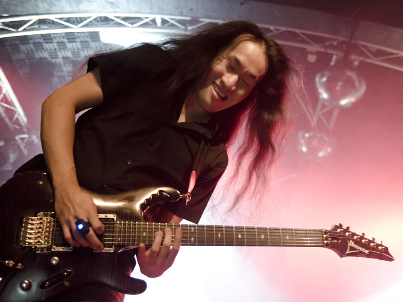 Dragonforce live, 24.10.2012, Hamburg