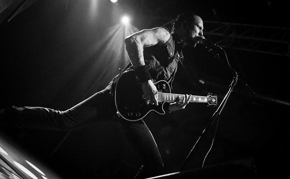 Trivium live, 7.11.2012, Berlin