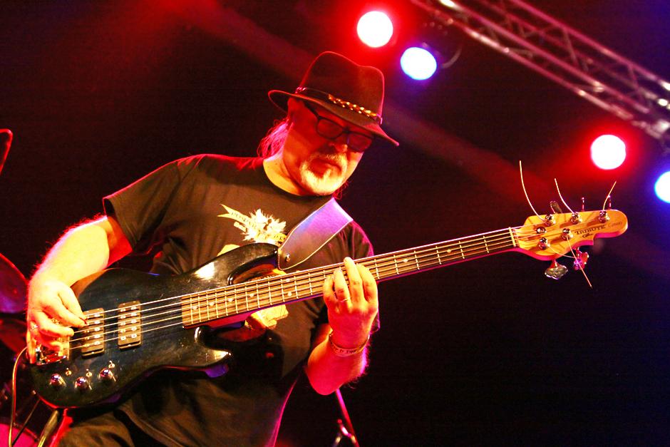 Dark Quarterer live, 09./10.11.2012, Hammer Of Doom, Würzburg