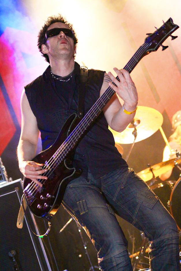 Demon live, 09./10.11.2012, Hammer Of Doom, Würzburg
