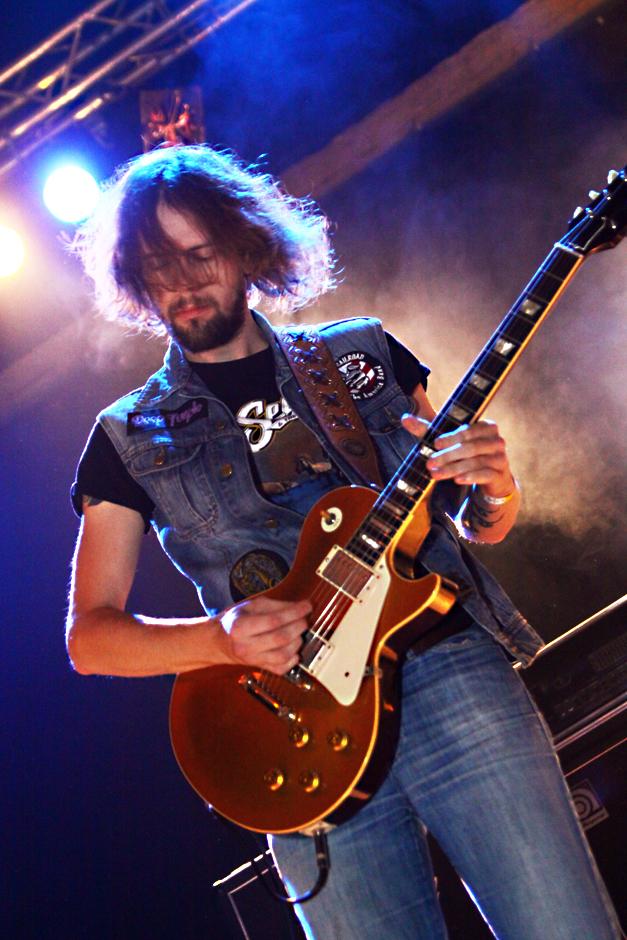 Horisont live, 09./10.11.2012, Hammer Of Doom, Würzburg