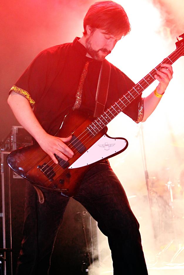 Necros Christos live, 09./10.11.2012, Hammer Of Doom, Würzburg