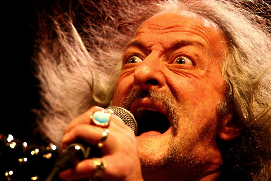 Pentagram live, 09./10.11.2012, Hammer Of Doom, Würzburg