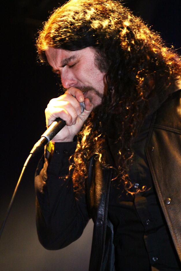 Solstice live, 09./10.11.2012, Hammer Of Doom, Würzburg