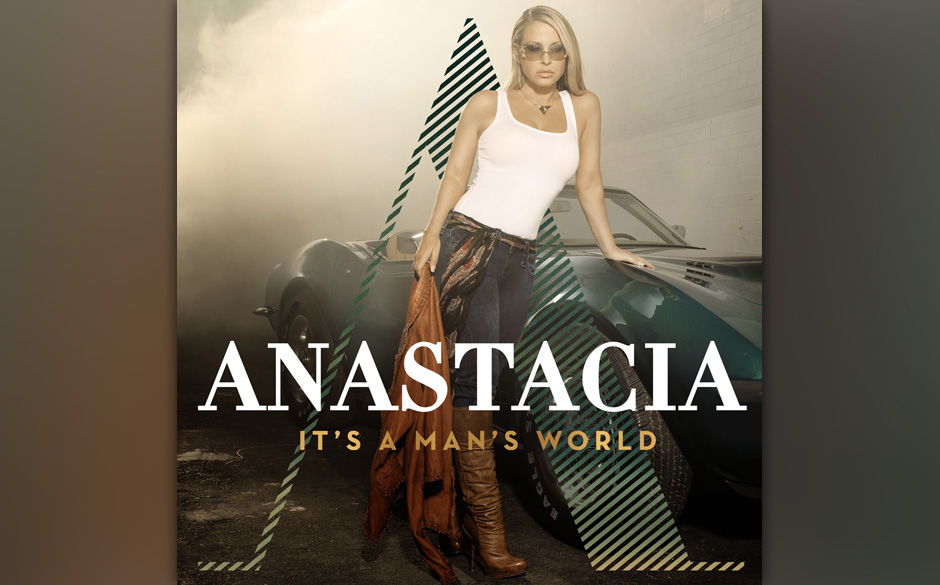 Anastacia covert Rock-Songs...