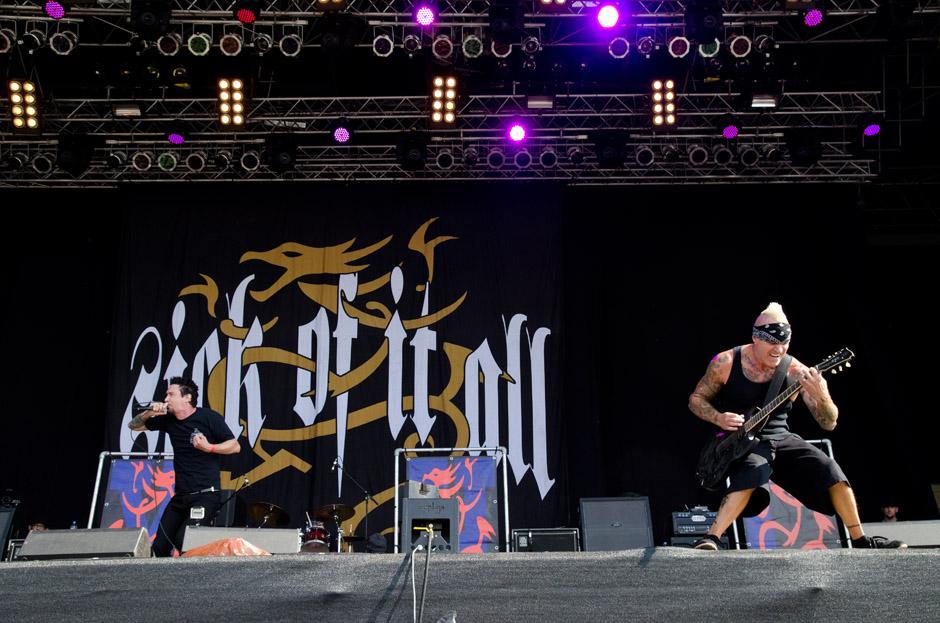 Sick Of It All live, Wacken Open Air 2012